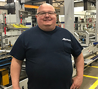 Employee Spotlight… Jim Liebe