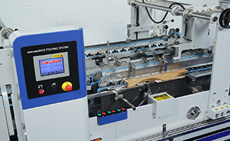 Signature Folder Gluers converting equipment inspections