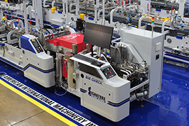 New Print Inspection System for Folder-Gluers