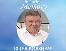 AIM Mexico Sales Representative Clive Robshaw Passes Away